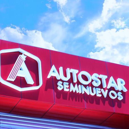 Branding Autostar, los #1 en Seminuevos