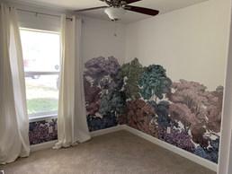 nursery wallpaper installation austin tx