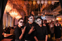 Event - Our Lovely Staffs at Day of The Dead