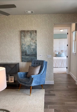 commericial and residential wallpaper installation