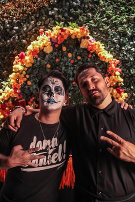 Chef Esdras and Daniel Eun