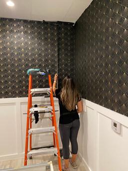 commercial wallpaper installation austin tx