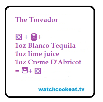 The Toreador Recipe - Original London Margarita