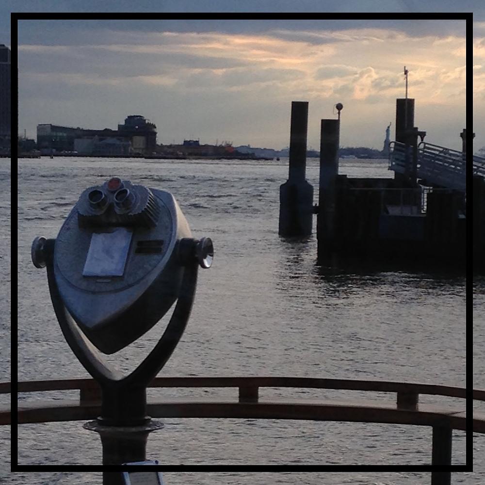NY Harbor from Brooklyn