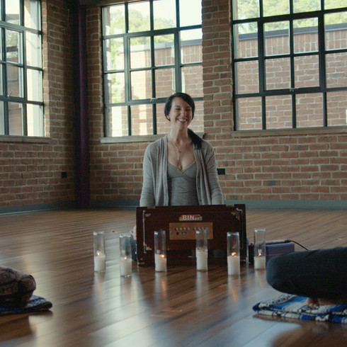 """""""Chant and Meditation"""" An Interactive Episode by Tai Dorn"""