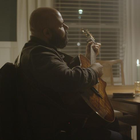 """She Blames The Whiskey"" (Live Performance) by George Banda"