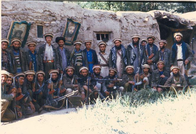 Mr. Khalili and Mujahideen