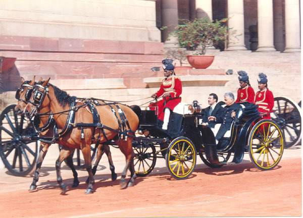 Giving of Ambassadorial Credentials