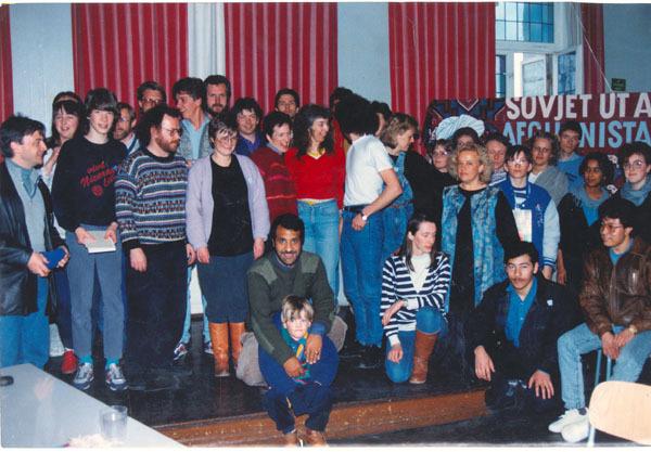Norway, 1988.