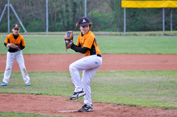 U12 baseball vs Porta Mortara