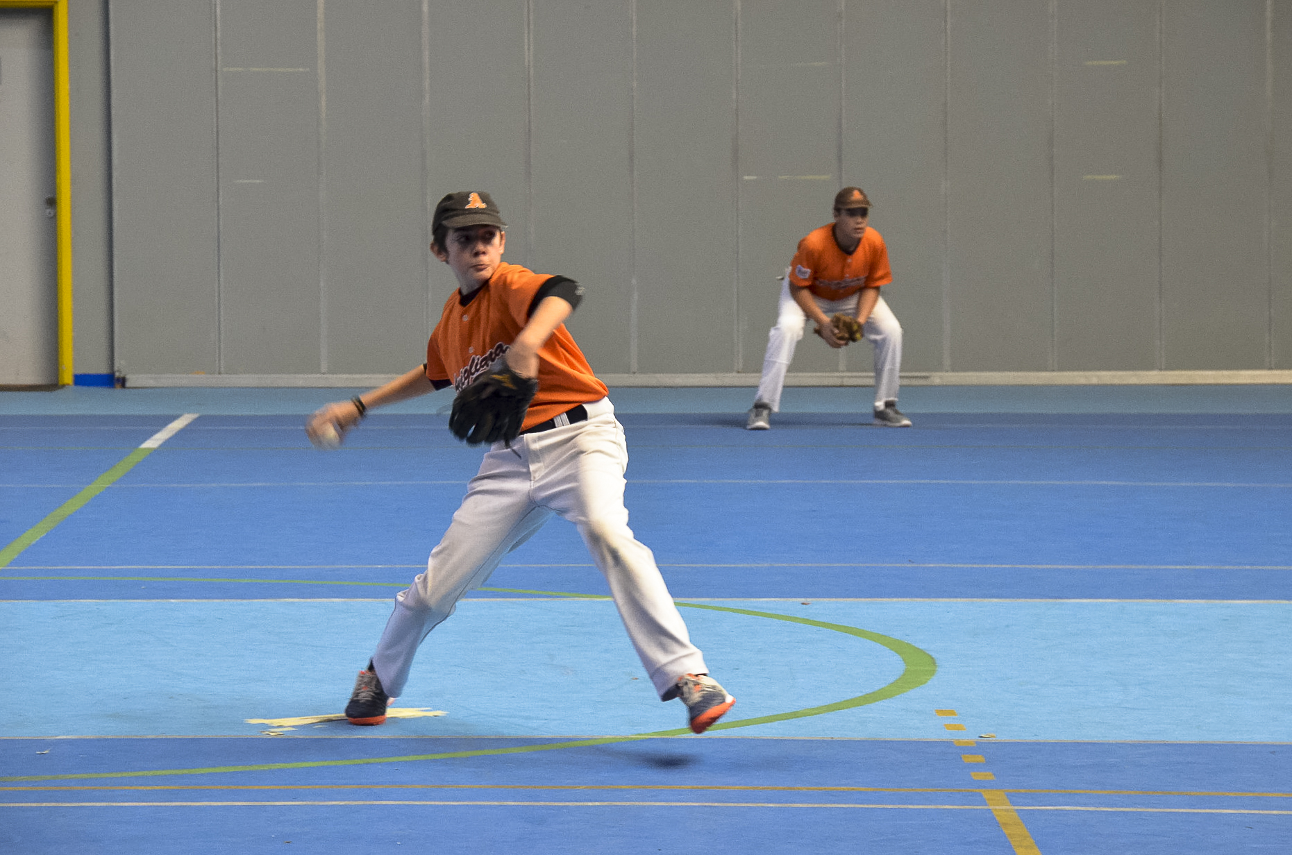 U15 baseball - Winter Ball Cup