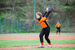 U13 softball vs Novara