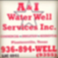 A & I Water Well Services