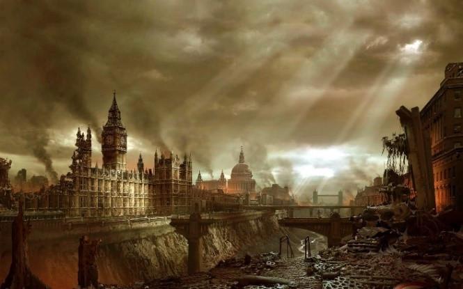 Figure 6: Post-Apocalypse-London.jpg Source: www.survivalcreek.com