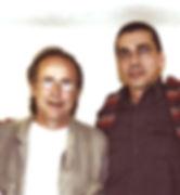 Joan Manuel Serrat y Ricardo León