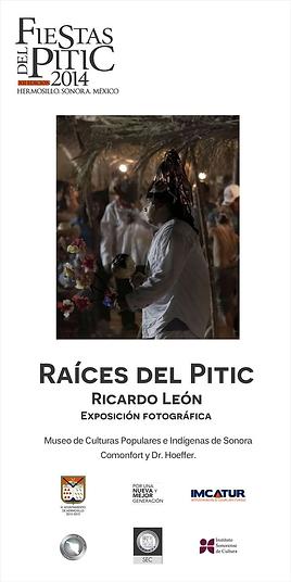 """""""Raíces del Pitic"""" de Ricardo León"""