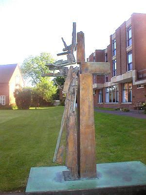 Queens Foundation Cross