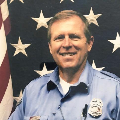 Captain Kurt Aikele