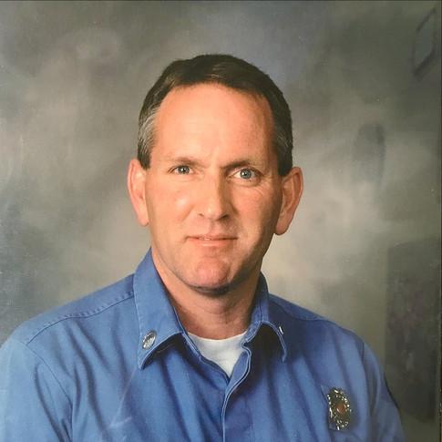 Fire Marshal James St. John