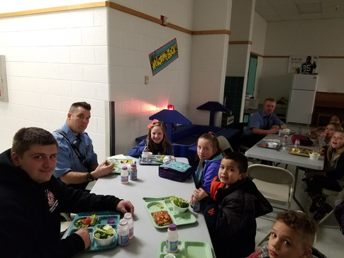 Lunch at Ridgecrest