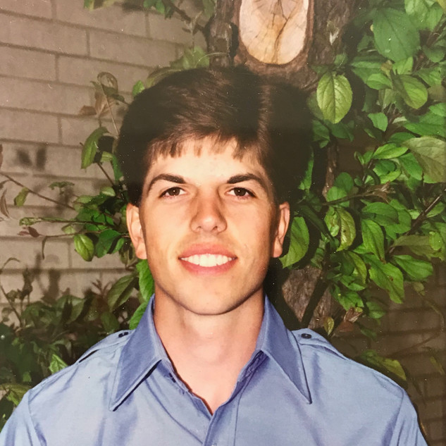 Volunteer Brett Brower 1993-2002