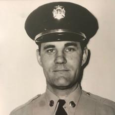 Fire Chief John T Shwarz 1967-1976