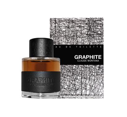 Parfums Montana Paris, Eau de Toilette pour Homme Graphite Claude Montana