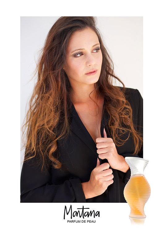 Parfums Montana Paris, Eau de Toilette pour Femme Parfum de Peau
