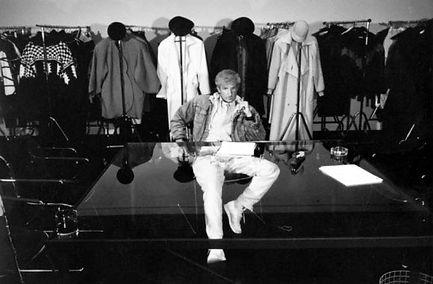 Parfums Montana Paris |Claude Montana, le créateur de mode.