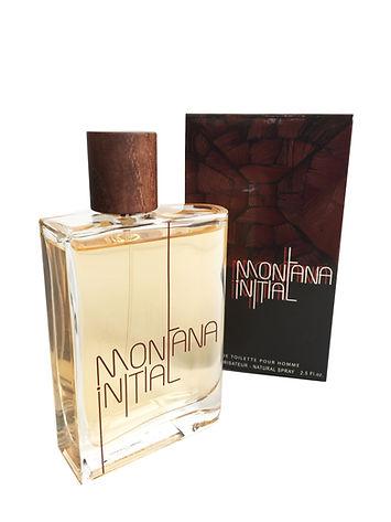 Parfums Montana Paris, Eau de Toilette pour Homme Montana Initial