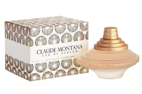 Parfums Montana Paris, Eau de Parfum pour Femme Claude Montana