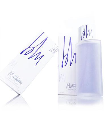 Parfums Montana Paris, Eau de Toilette pour Femme Montana Blu