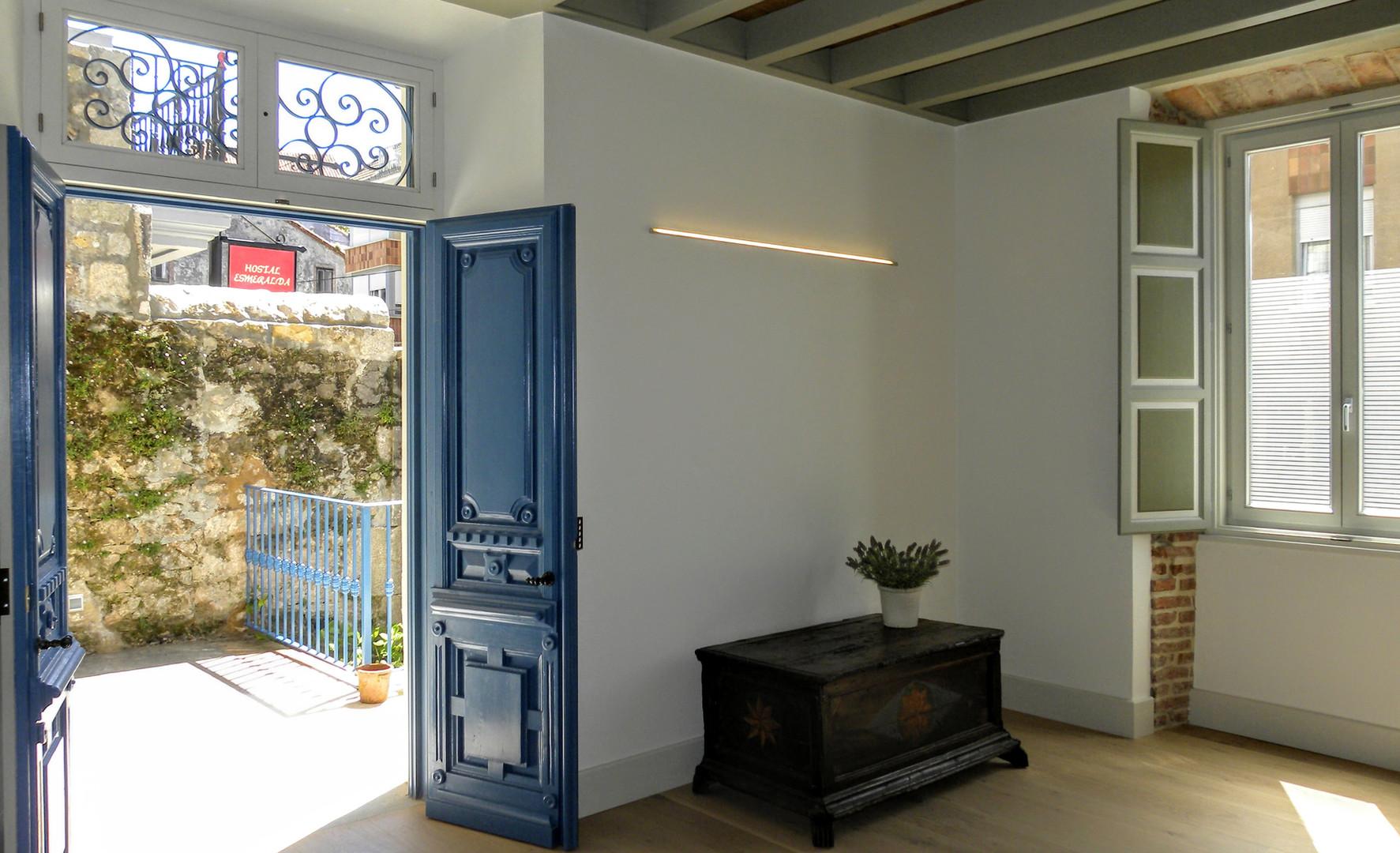 Rehabilitación de casa en Comillas, Cantabria