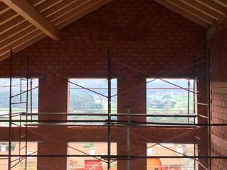 Vivienda en construccion Comillas, Cantabria