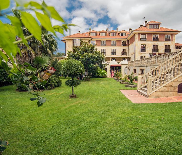 Hotel Villa Pasiega