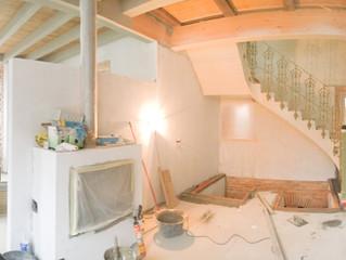 Rehabilitación de vivienda historica en Comillas