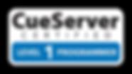 CueServer-Level-1-Badge-2500.png