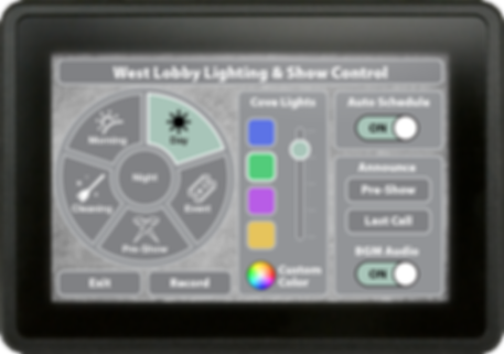 Insite Touchscreen