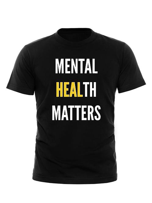 MEntal HEALth T-Shirts