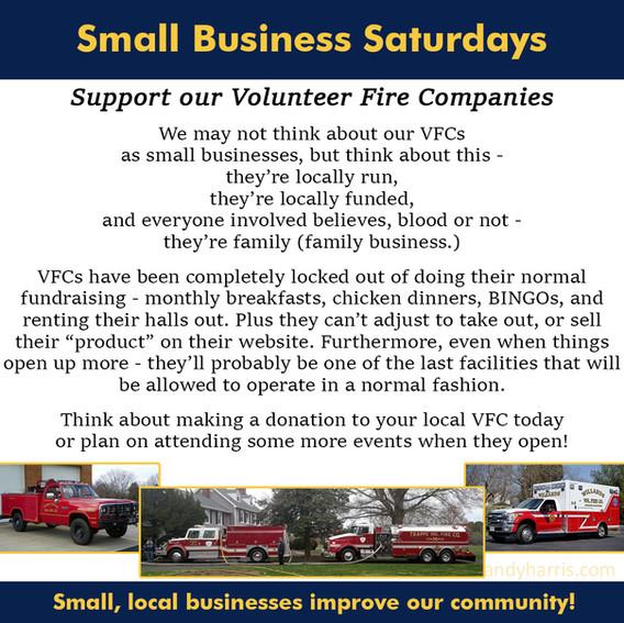 Small Business Saturday 5