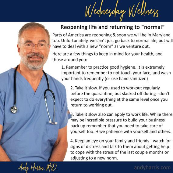 Wednesday Wellness 8