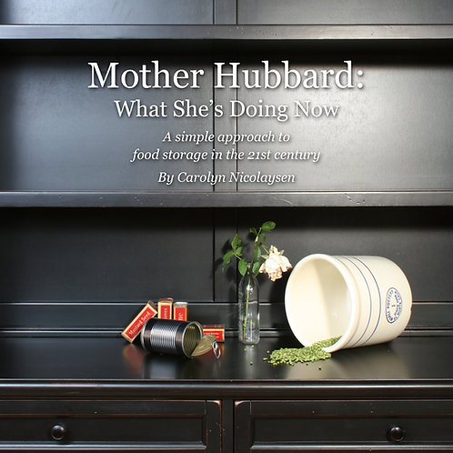 Mother Hubbard: What She's Doing Now (Plus bonus - Food Calculator)