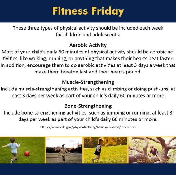 Fitness Friday 2