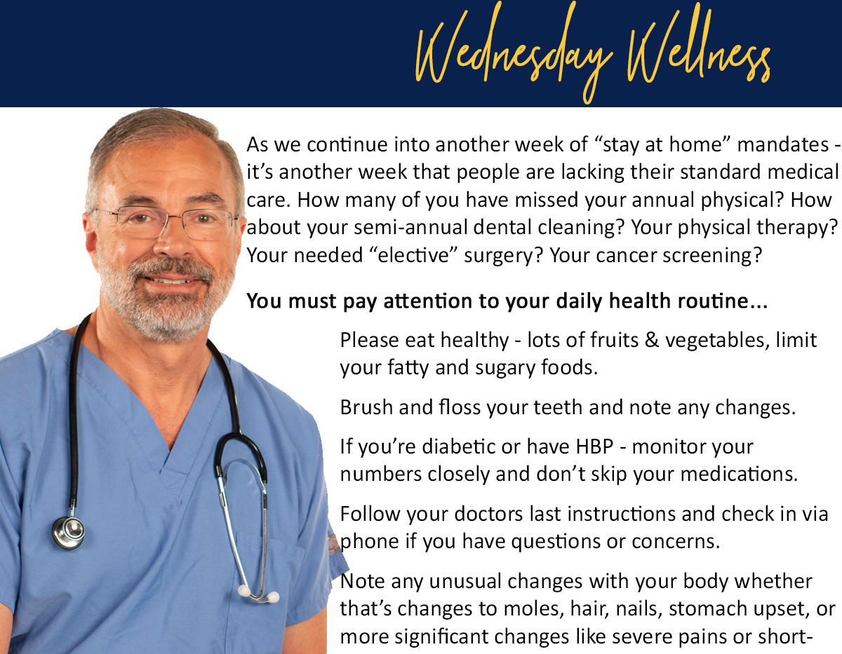 Wednesday Wellness 6