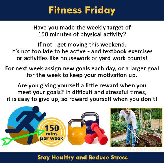Fitness Friday 8