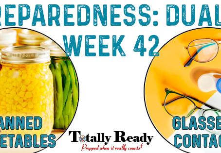 2021 Preparedness - Dual Focus: Week 42