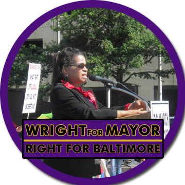 Wright for Mayor FB Profile