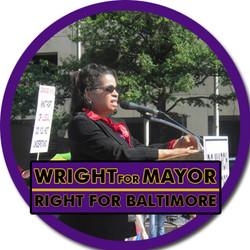 Wright for Mayor FB Profile