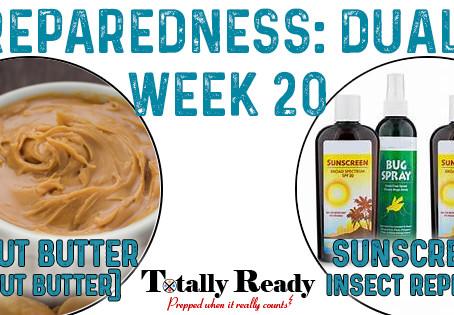 2021 Preparedness: Dual Focus - Week 20