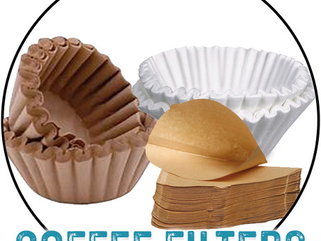 51 Uses For Coffee Filters: More Valuable Than You Think